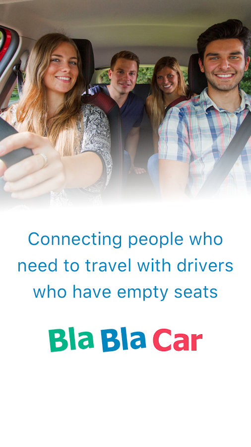 BlaBlaCar, Trusted Carpooling- screenshot