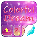 Colorful dream for Keyboard v 6.0 app icon
