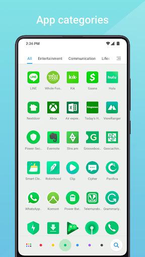 Mint Launcher screenshot 4