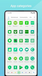 Mint Launcher Screenshot