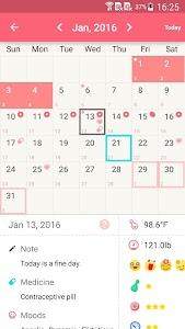 Period Calendar Pro v1.563.121.PRO