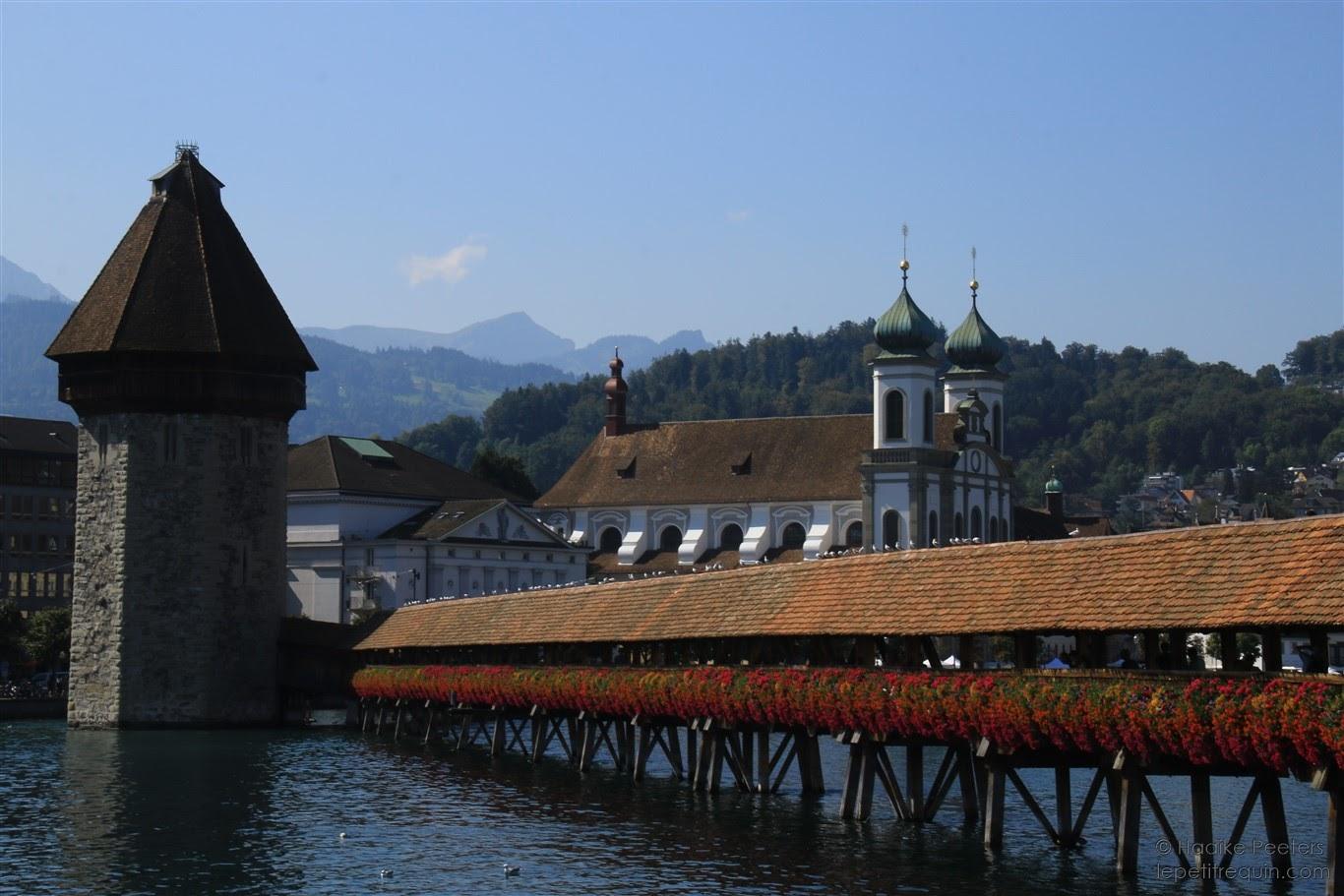 Luzern (Le petit requin)