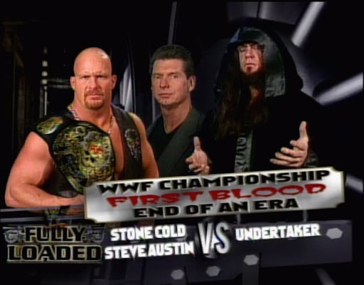 TJR Retro: WWE Fully Loaded (July 1999) Review (Steve Austin vs. The Undertaker, Triple H vs. The Rock)
