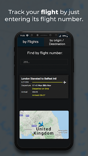 Flight tracker:flight status & flight radar screenshot 3