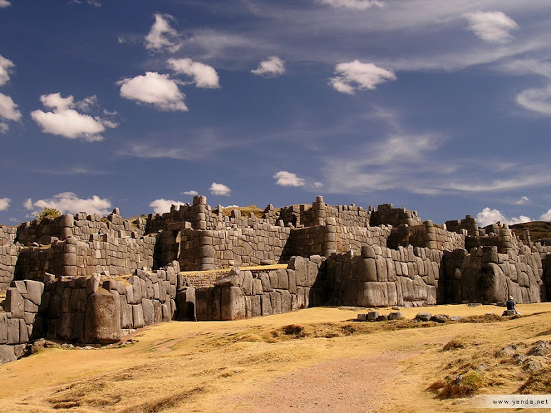 Photo: SAQSAYWUAMAN - Peru