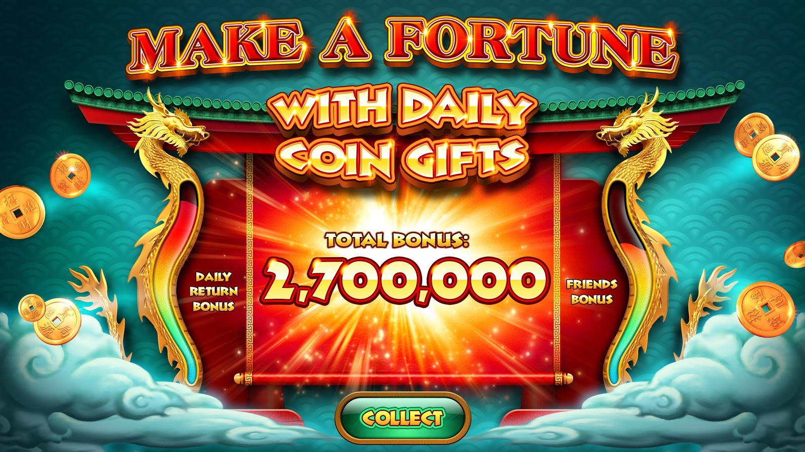Free Slots 88 Fortunes