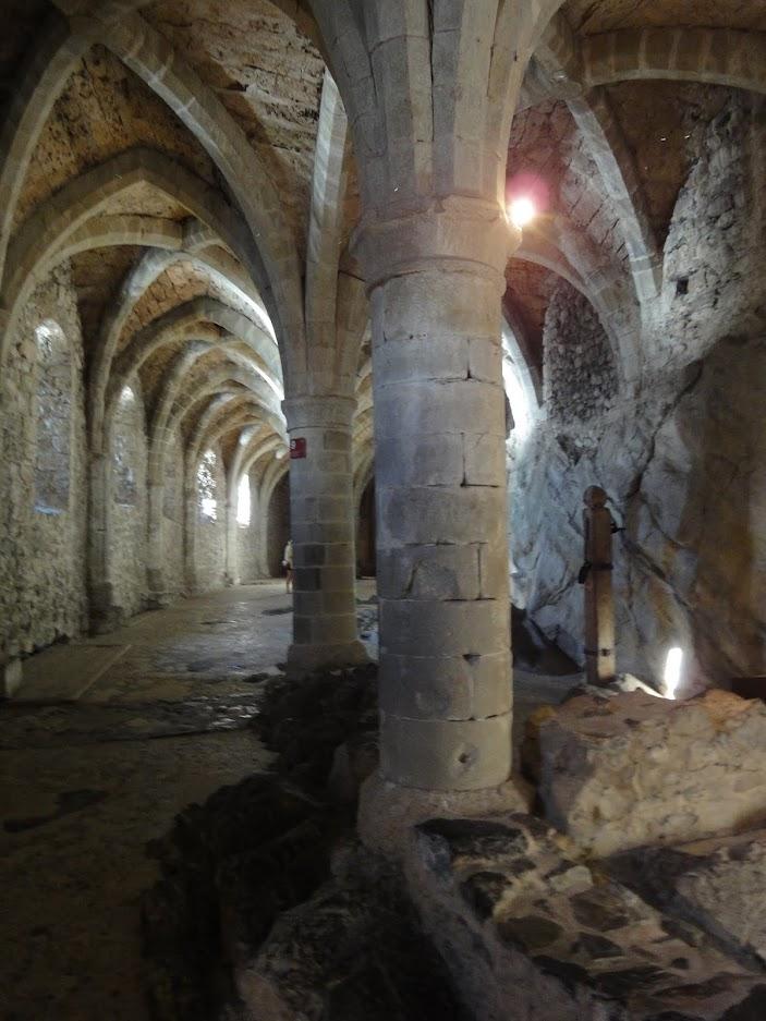 Prison de Bonivard au Château de Chillon