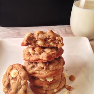 Maple Butterscotch Cookies