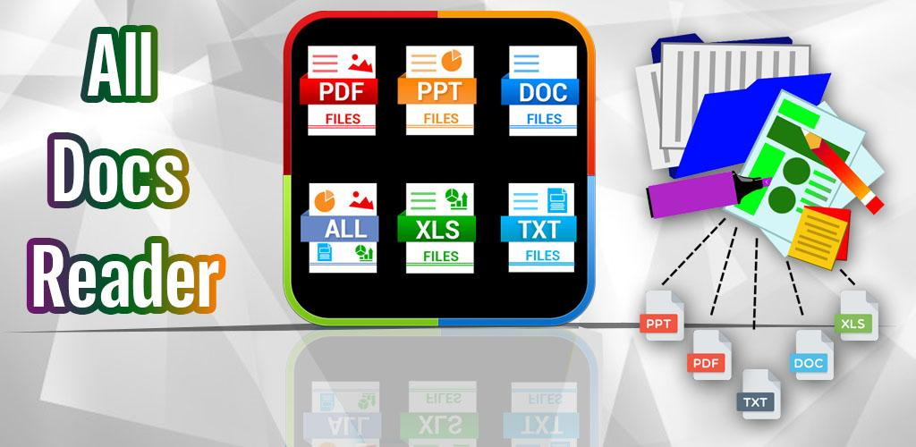 Download All Documents Reader And Documents Viewer APK