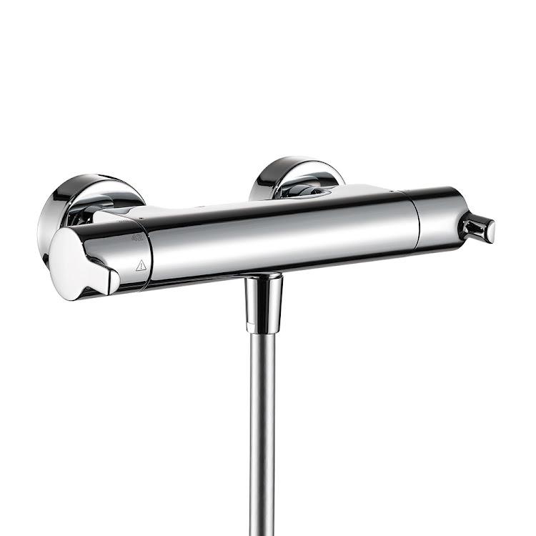 Shower_Aufputz-Sicherheits-Duschthermostat Softcube mit Safetouch-Funktion