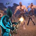 Panther Hero Zombie Shooter: Gun Shooting Games icon