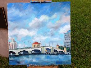 Photo: Painting by Elfrida Schragen 12-12-13