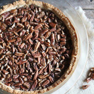 GAPS Diet Pecan Pie
