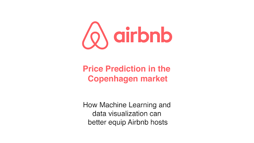 Student project for CBS - Price prediction using machine learning preview