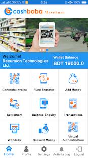 CashBaba Business Beta - náhled