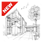 300+ Best 3D House Sketch Design Ideas APK icon