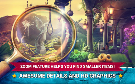 Hidden Object Enchanted Castle u2013 Hidden Games  screenshots 3