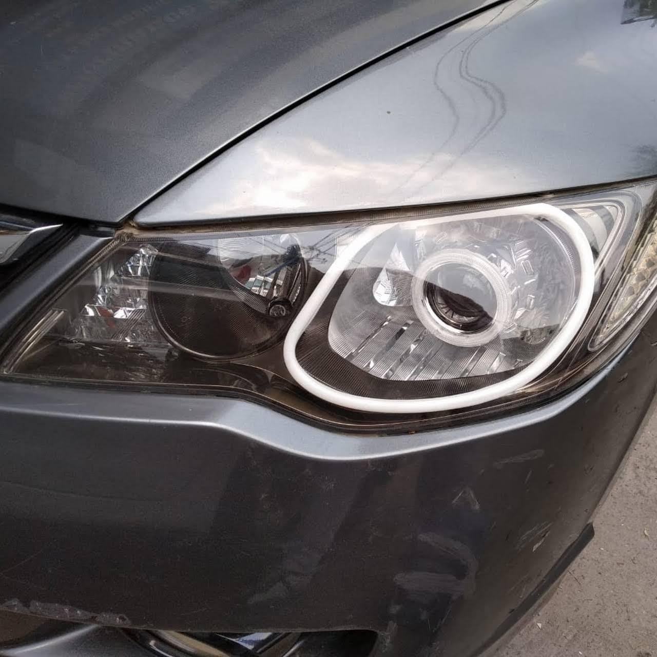 Car Projector Headlights Auto Parts Store In Delhi