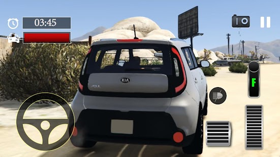 Car Parking Kia Soul Simulator - náhled