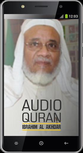 Download Audio Quran Ibrahim Al Akhdar Google Play softwares