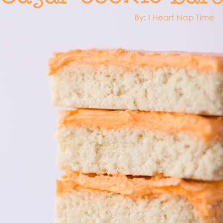 Amazing Sugar Cookie Bars