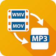 App Convert wmv to mp3. mov to mp3.Audio Extract APK for Windows Phone