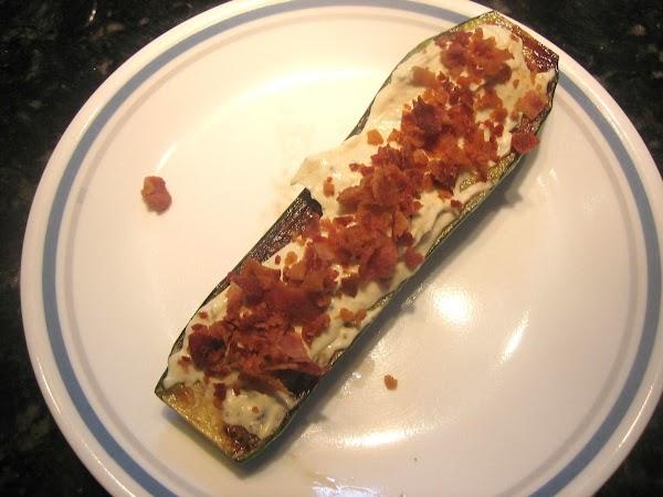 Hg Creamy Cheesy Bacon Zucchini Recipe