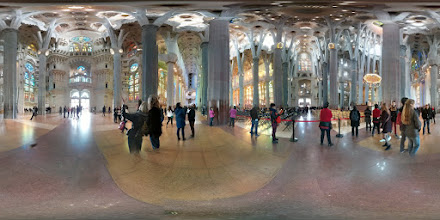 Photo: Barcelona - Sagrada Família  http://www.sagradafamilia.cat/sf-eng/index.php