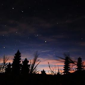 Tamblingan by Jeffri Yonardi - Landscapes Starscapes