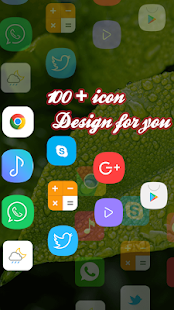 Theme for Samsung S8 Edge, Galaxy s8 launcher - náhled