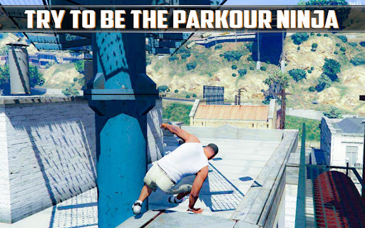 Real Parkour Stunts Simulator 1.2 screenshots 2