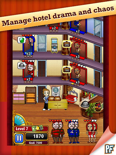 Download Hotel Dash Deluxe v1.25.30 for android