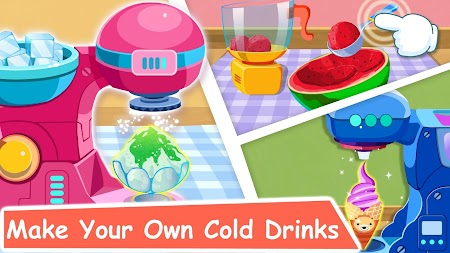 Ice Cream & Smoothies - Educational Game For Kids APK screenshot thumbnail 6