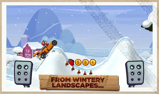 Hill Climb Racing 2 Screenshot