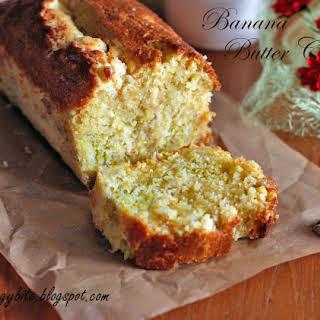 Banana Butter Cake.