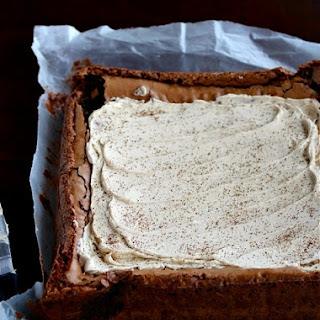 Baileys Irish Cream Brownies.