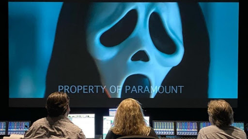 Here's Your First Look at Ghostface in the New SCREAM Movie!