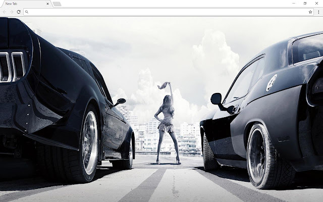 Fast And Furious Backgrounds & New Tab