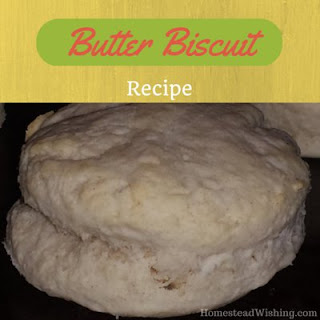 Butter Biscuit.
