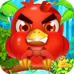 Bird Mania - Free Match 3 Game Icon