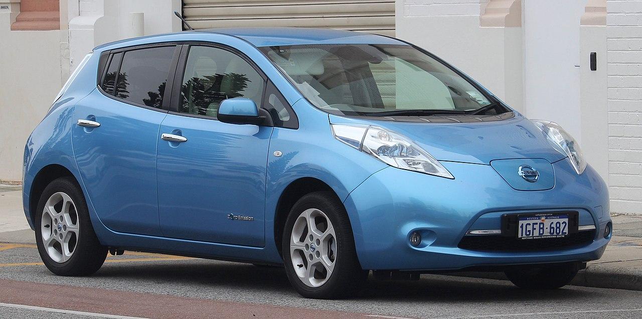O Nissan Leaf foi o primeiro elétrico de sucesso mundial, com mais de 500 mil unidades vendidas desde 2010
