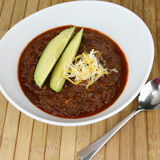 Slow-Cooker Venison Chili Recipe