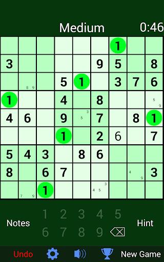 Sudoku android2mod screenshots 9