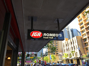 Photo: IGA, we used to have them everywhere when I was growing up, but I haven't seen on in the US in a long time.