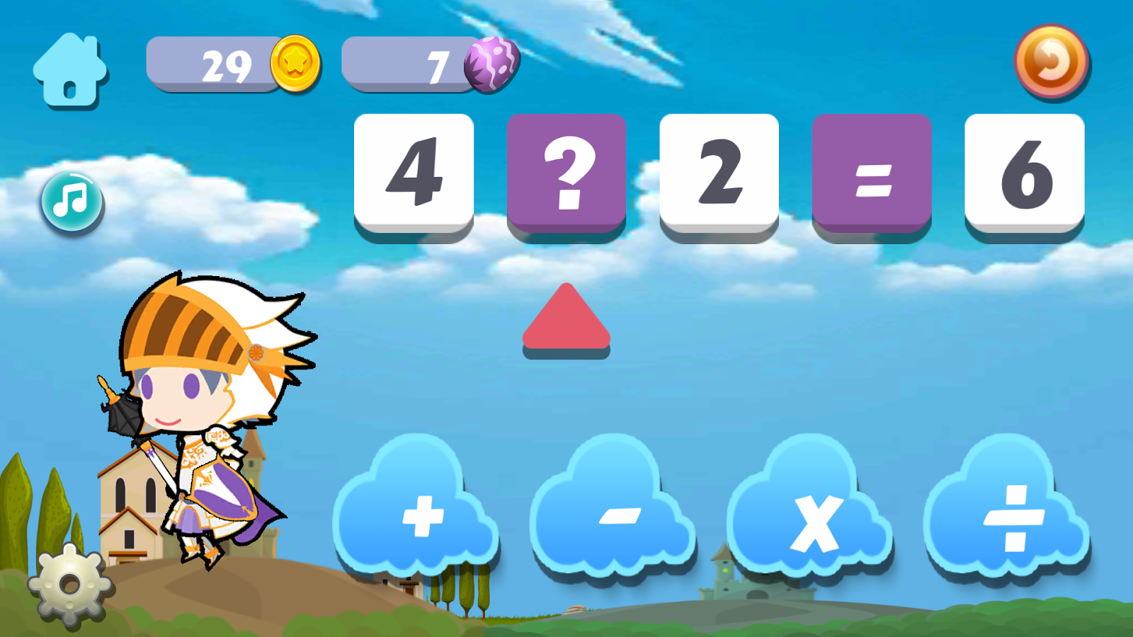 Hero & Dragon : Kids Edu Star- screenshot