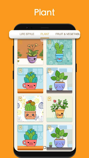 Kawaii Easy Drawing : How to draw Step by Step  screenshots 6