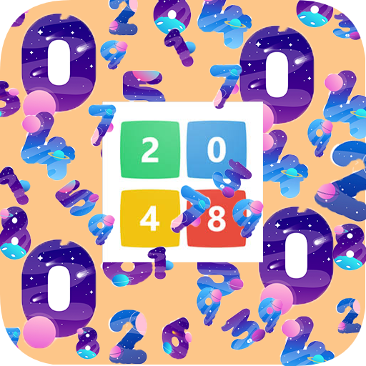 2048 - Puzzle Brain Game Android APK Download Free By VR Game Studio