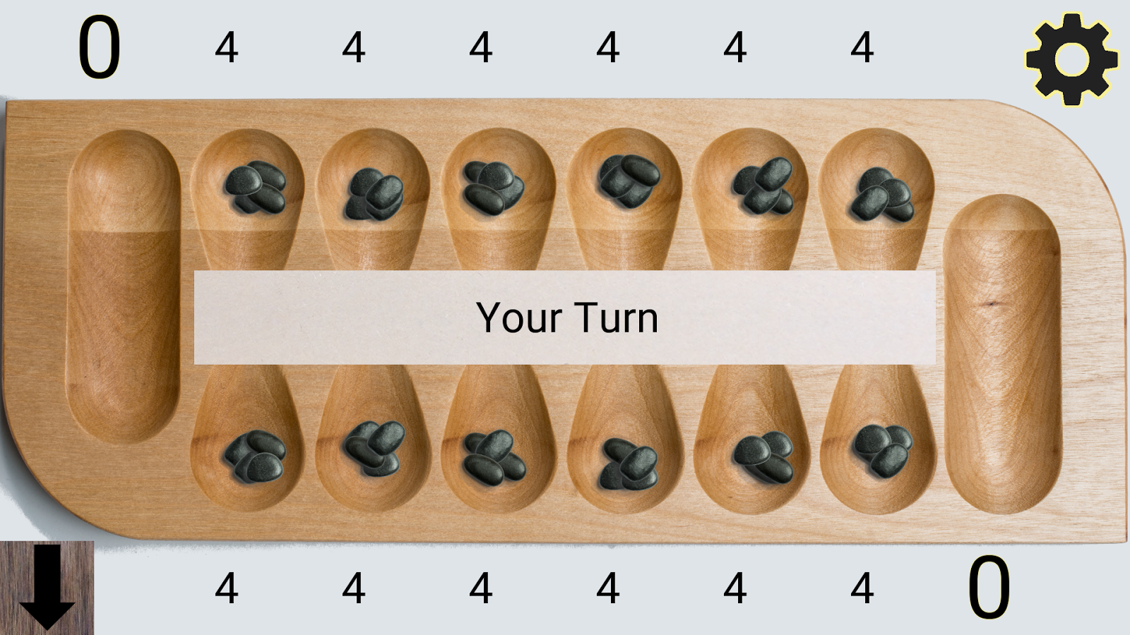 Kalah Mancala- screenshot