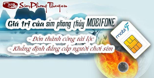 sim mobifone phong thuy