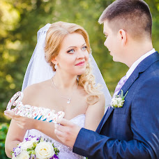 Wedding photographer Irina Vasina (vasina). Photo of 23.11.2016
